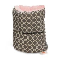 Pello® Comfy Cradle Nursing Arm Pillow in Pink and Grey