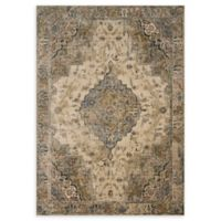 Magnolia Home by Joanna Gaines Evie 6'4 x 9'2 Area Rug in Sand/Sage