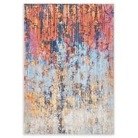 Jill Zarin Downtown Chelsea 5' x 8' Multicolor Area Rug