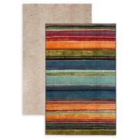 Mohawk Home® Rainbow 5' x 8' Area Rug in Orange