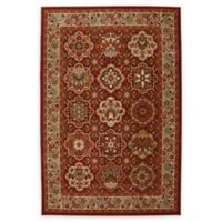 Mohawk Home Copperhill Medallion 9'6 x 12'11 Rug in Brown