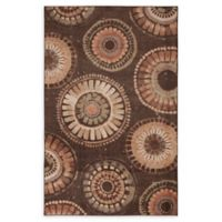 Mohawk Crete 8' x 10' Area Rug in Brown/Multi