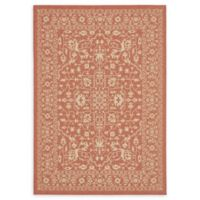Terracotta Indoor/Outdoor 7' x 10' Area Rug in Pink/Orange
