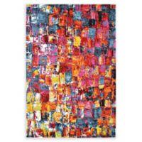Athena Lyon Multicolor 4' x 6' Area Rug