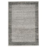 Del Mar 2' x 3' Accent Rug in Light Grey
