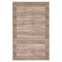 Abigail Del Mar 3' x 5' Area Rug in Beige