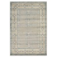 Unique Loom Salzburg 6' x 9' Power-Loomed Area Rug in Grey