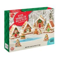 Winter Wonderland Deluxe Village Gingerbread Kit
