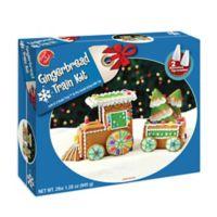 Create a Treat™ Gingerbread Train Kit