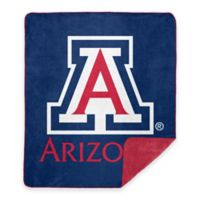 University of Arizona Denali Sliver Knit Throw Blanket