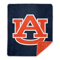 Auburn University Denali Sliver Knit Throw Blanket