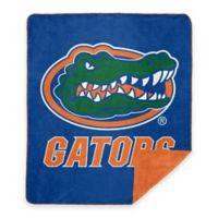 University of Florida Denali Sliver Knit Throw Blanket