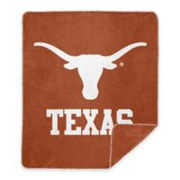 University of Texas in Austin Denali Sliver Knit Throw Blanket