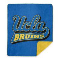 University of California at Los Angeles Denali Sliver Knit Throw Blanket