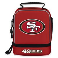 NFL San Francisco 49ers Spark Lunch Kit in Red