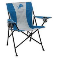 NFL Detroit Lions Foldable Pregame Chair
