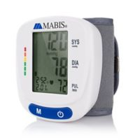 Mabis Wrist Blood Pressure Monitor
