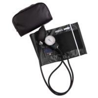 Mabis Legacy Aneroid Sphygmomanometer in Black
