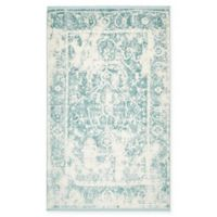 Unique Loom Athens Arcadia 5' x 8' Power-Loomed Rug in Blue