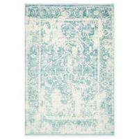 Unique Loom Athens Arcadia 7' x 10' Power-Loomed Rug in Blue