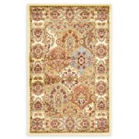 Unique Loom Voyage Athens 3' x 5' Area Rug in Cream
