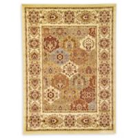 Unique Loom Voyage Athens 7' x 10' Area Rug in Cream