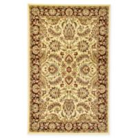 Unique Loom Asheville Agra 5'x8' Power-Loomed Area Rug in Cream