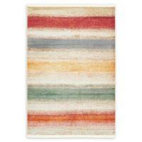 Unique Loom Apache Tribe Multicolor 4' x 6' Area Rug