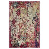 Nahuati Alta 4' x 6' Multicolor Area Rug