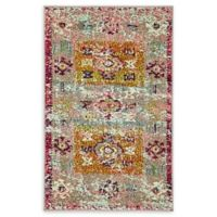 Empire Alta 2' x 3' Accent Rug in Pink