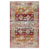 Empire Alta 5' x 8' Area Rug in Pink