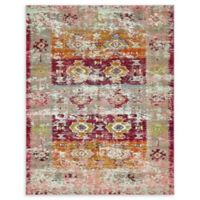 Empire Alta 8' x 10' Area Rug in Pink