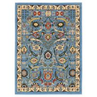 Unique Loom Cape Cod Isfahan 7'x10' Area Rug in Blue