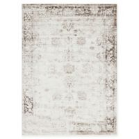 Unique Loom Casino Sofia 7' x 10' Area Rug in Beige