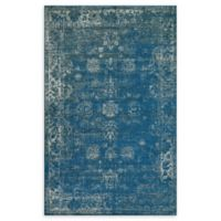Unique Loom Sofia 5' x 8' Area Rug in Blue