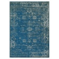 Unique Loom Sofia 7' x 10' Area Rug in Blue
