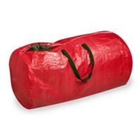 Honey-Can-Do® Artificial Tree Storage Bag in Red