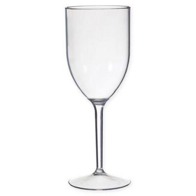 ff085ad79b6 Buy Acrylic Wine Glasses | Bed Bath & Beyond
