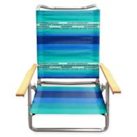 Florida Beach Chair in Blue/Green