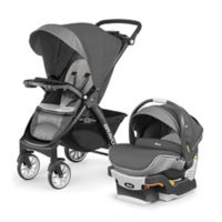 Chicco® Bravo® Trio LE Travel System in Grey/Silver