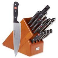 Wusthof® Gourmet 16-Piece Knife Block Set in Cherry