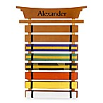 KidKraft® Personalized Boy's Martial Arts Belt Holder
