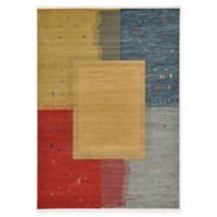 Unique Loom Carson Nomad 7' x 10' Power-Loomed Area Rug in Tan