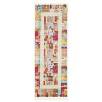 Unique Loom Cheyenne Tribal Multicolored 6' Round Area Rug