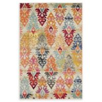 Unique Loom Desert Sedona Multicolor 4' x 6' Area Rug