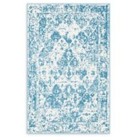 Unique Loom St. Mark's Venice 4' x 6' Area Rug in Blue