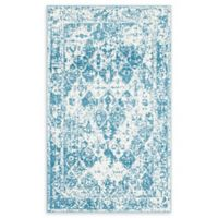 Unique Loom St. Mark's Venice 5' x 8' Area Rug in Blue