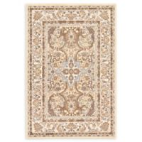 Unique Loom Heritage 4' x 6' Area Rug in Cream