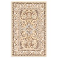 Unique Loom Heritage 5' x 8' Area Rug in Cream