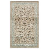 Unique Loom Coronado Cambridge 5' x 8' Power-Loomed Area Rug in Taupe
